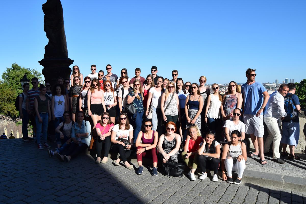 Ekskurzija v Dresden in Prago