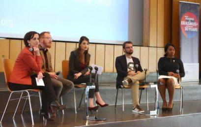 Mednarodno prostovoljstvo na področju Erasmus+ v sodelovanju z evropsko komisijo