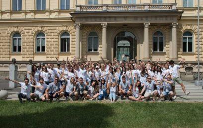 Postani prostovoljec/ka na študentski mednarodni konferenci SCiM