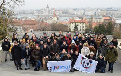 Na Erasmus v Brno
