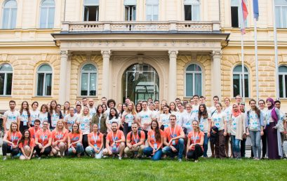 Postani prostovoljec/ka na mednarodni študentski konferenci SCiM 2019