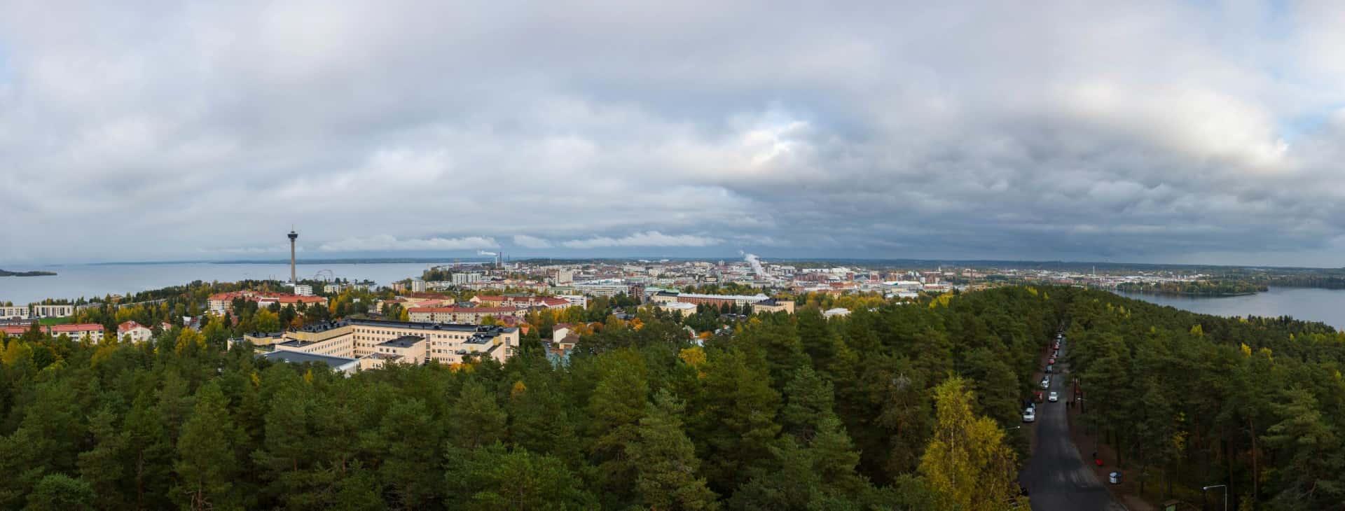 Tampere – Študentsko mesto