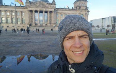 Moj Erasmus semester  v Berlinu, ki se je končal po 12 dneh