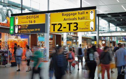 Kako želijo letališča rešiti problematiko COVID-19 z moderno tehnologijo?